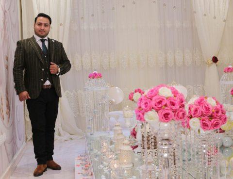 پرهام چاوشی - سفره عقد و دفتر عقد و ازدواج پیوند مهرافزا شماره ثبت 37102